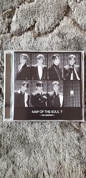 BTS  [MAP OF THE SOUL 7 -THE JOURNEY-] 限定