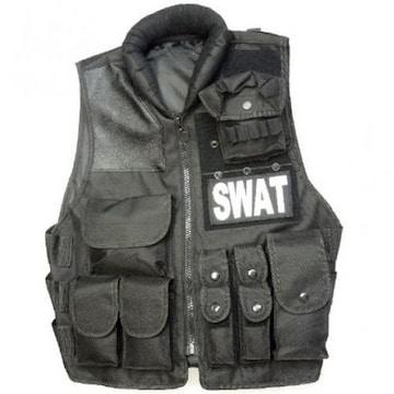 ★送料無料★ SWAT ミルフォース ベスト レプリカ