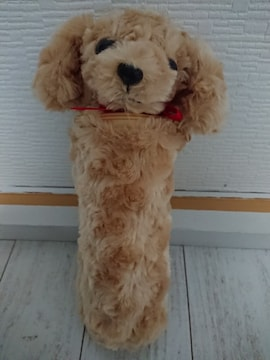 ふわふわマグペット・マグボトルケース犬