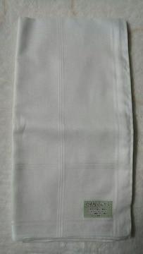 白いハンカチ★竹繊維製★礼装用にも♪