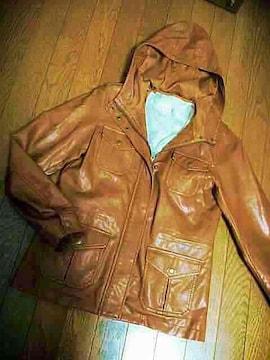 LEPSIM ボアレザー ジャケット