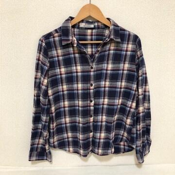 #RAY CASSINチェックシャツF