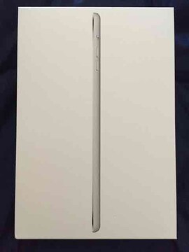 iPad mini3 au版 16Gモデル シルバー 残債なし 解約済み