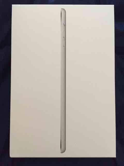 iPad mini3 au版 16Gモデル シルバー 残債なし 解約済み  < PC本体/周辺機器の