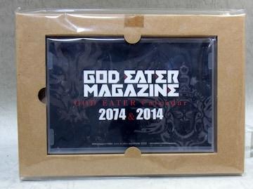 R ゴッドイーターマガジン Vol.2付録カレンダー2074&2014