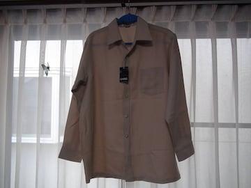 GINREIのドレスシャツ(LL)メンズ 日本製 新品タグ付き!。