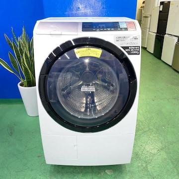 ◆HITACHI◆ドラム式洗濯乾燥機 2018年 美品 大阪市近郊配送無料