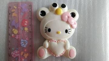 ☆BIGパーツ☆エルモキティ☆ホワイト☆