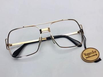 A117 ★ B&L ボシュロム 眼鏡 フレーム スクエア レンズなし