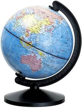 デビカ 地球儀 グローバ地球儀 球径13cm 073011