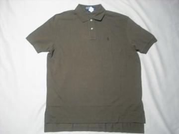 37 男 POLO RALPH LAUREN ラルフローレン 半袖ポロシャツ XL