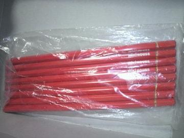 ミキハウス 非売品 鉛筆 8本 未使用