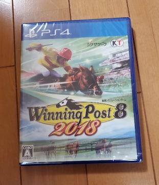 新品未開封 ウイニングポスト8 2018