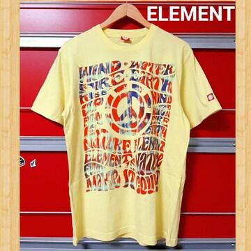 ELEMENT エレメント スケートボード Tシャツ M 美品