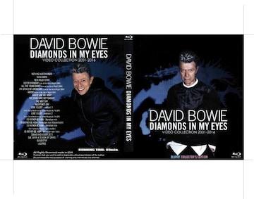 DAVID BOWIE 2016 最新プロモ集!PV デビッドボウイ(Blu-Ray)
