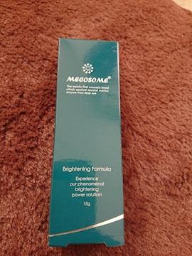 メコゾームブライトニングフォーミュラ