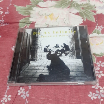 Do As Infinity/ ブレイクオブダウン CD アルバム