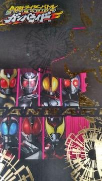 仮面ライダー ガンバライドカード 125枚セット カードケース