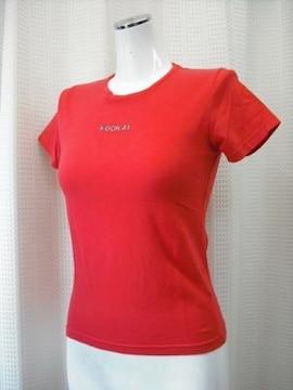 【クーカイ】【ポルトガル製】赤のTシャツです