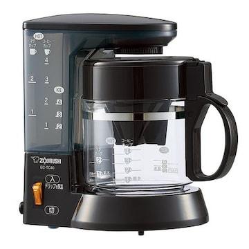 コーヒーメーカー 珈琲通 4杯用