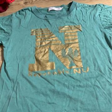 nu★カジュアルTシャツ★サイズ110