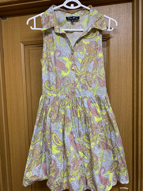 miss cherry  ボリュームワンピース  < 女性ファッションの
