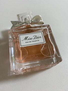 Dior ミス ディオール オードゥ トワレ 50ml 香水