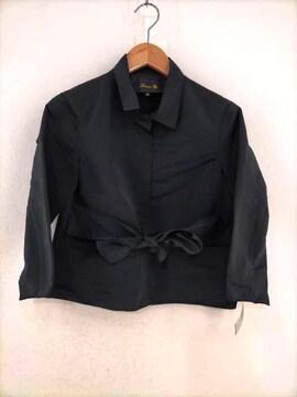 Drawer(ドゥロワー)フックボタン ショート丈ジャケットジャケット