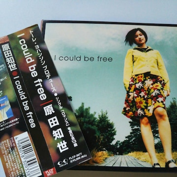 CD原田知世アルバムI could be free〒送料無料