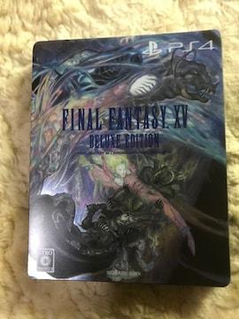 ファンタジーXV デラックスエディション PS4