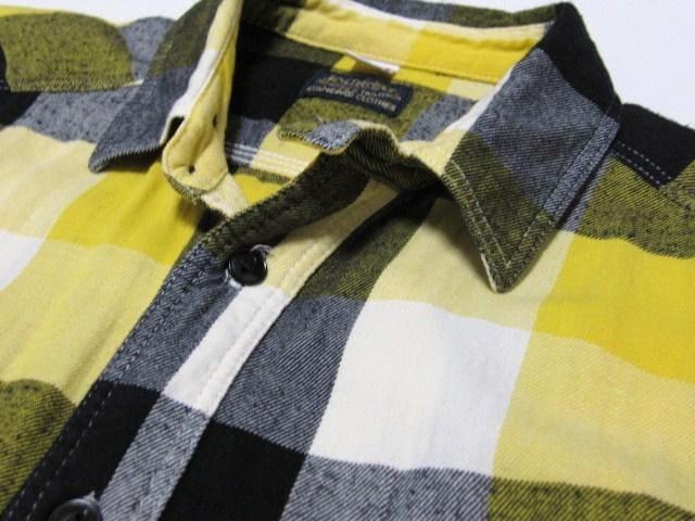□ジャーナルスタンダード アメカジ チェックシャツ/M・メンズ☆アメリカ製 < ブランドの