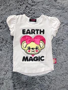 EARTHMAGIC★半袖Tシャツ110