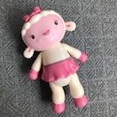 新品 日本未発売 ドックはおもちゃドクター ラミー 人形