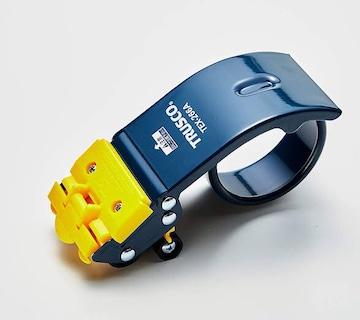 TRUSCO(トラスコ) テープカッター スチールタイプ セーフティカ