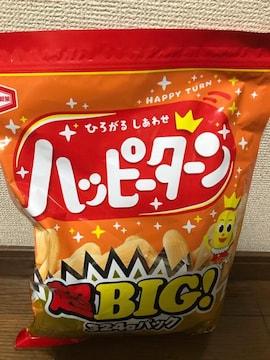 亀田製菓 ハッピーターン超BIG! 324gパック