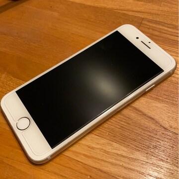 iPhone8 64GB シルバー SIMロック解除済 MQ792J/A