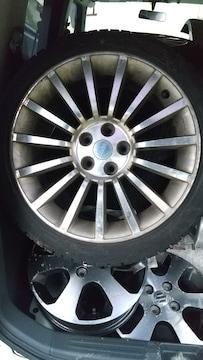 BRIDGESTONE VRX 215/45/R18 8J+30/184本スタッドレス