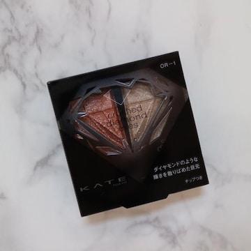 【新品】KATE(ケイト) ケイト クラッシュダイヤモンドアイズ