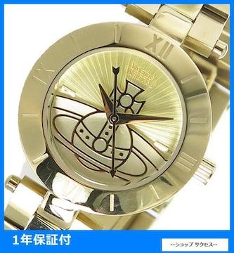 新品 即買い■ヴィヴィアン ウエストウッド 腕時計 VV092CPGD