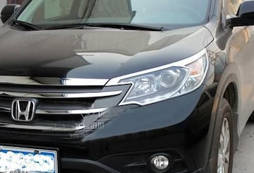 クロームメッキヘッドライトリング CR-V RM1RM4