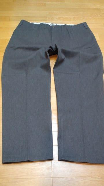 BENーDAVISデザインワークパンツ チャコールグレー サイズW46/32 ウエスト118cm  < 男性ファッションの