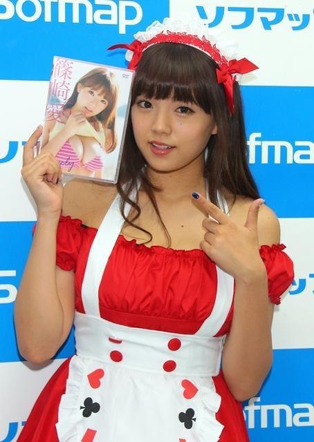 送料無料!篠崎愛☆ポスター3枚組19〜21 < タレントグッズの
