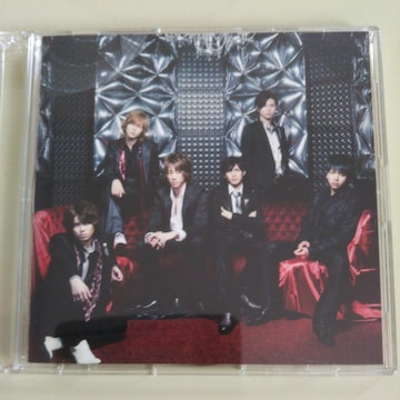 NEWS◇恋のABO 通常盤 CD◇中古