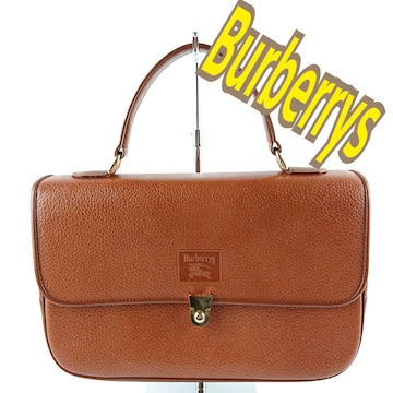 BURBERRY バーバリー ハンドバック