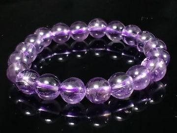 アメジスト8ミリ数珠§紫水晶