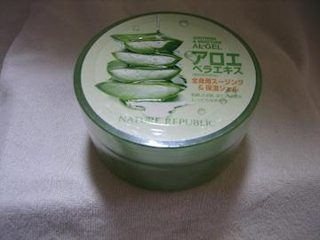 ネイチャーリパブリック スージング&モイスチャーALゲル 保湿ジェル 300g