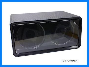 新品 ■ワインダーワインディングマシーン 2本巻き ABS KA076-BK