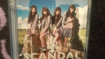 激安!超レア!☆SCANDAL/ハルカ☆初回限定盤/CD+DVD美品!