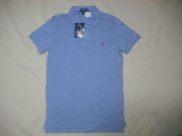 wr359 女 RALPH LAUREN ラルフローレン 半袖ポロシャツ Sサイズ