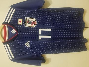 アディダス 長谷部誠 サッカー日本代表 ユニフォーム